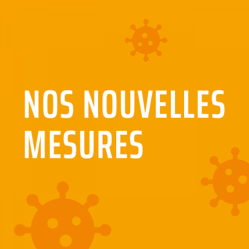 Nouvelles mesures | COVID-19